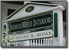 Patricia White Interiors, Furniture and Design